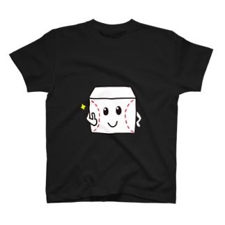 ヤキューブくん T-shirts