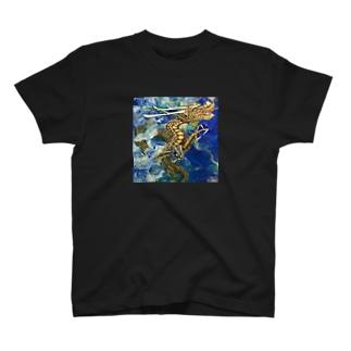 波動上昇シリーズ2 T-shirts