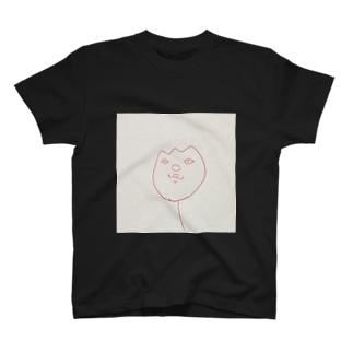 花ちゃんの半袖 T-shirts