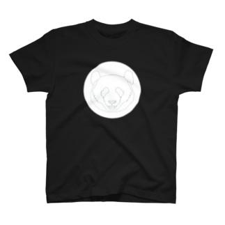 ジャイアントパンダ T-shirts