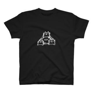 高速トライアングルキャット T-Shirt