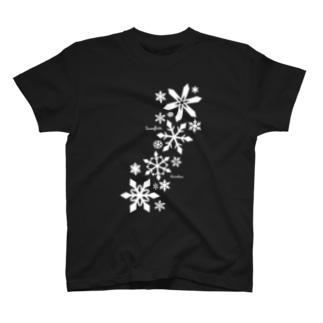 SnowflakeGarden T-shirts