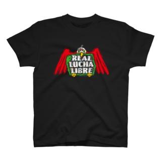 ルチャ応援Tシャツ T-shirts
