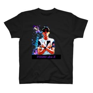 エックスティー T-shirts