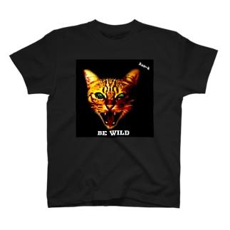 オーちゃんのネコ T-shirts