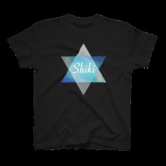 すぎもと、のShiki Six ロゴ T-shirts