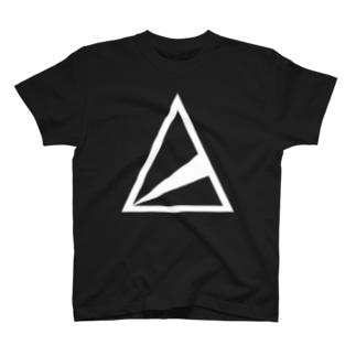 anica logo Tシャツ