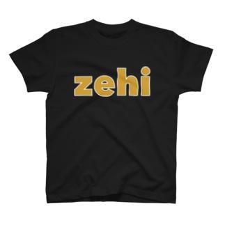 zehi t-shirt T-shirts