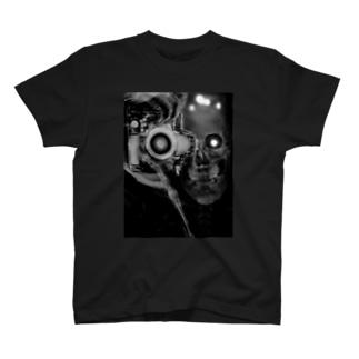 【💀かめらまん?】 T-shirts