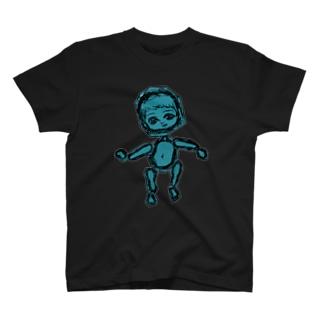 ガラクタこどもBK T-shirts