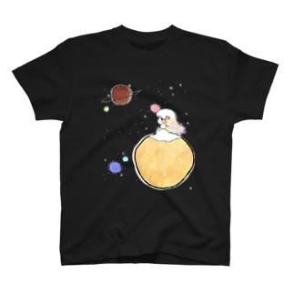 銀河詩ローズ T-shirts