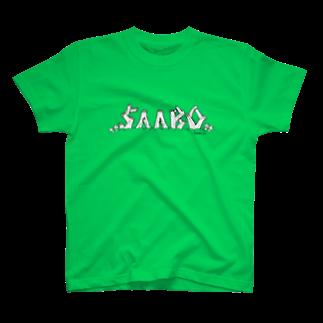SAABO LOG Tシャツ