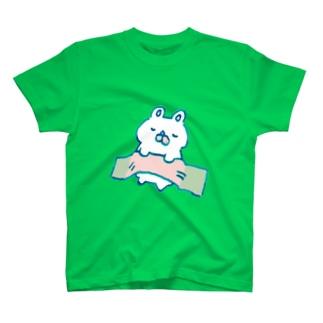 まっくすらぶりーうさ Tシャツ