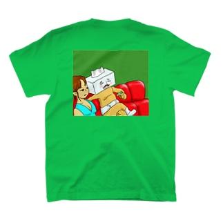 しこちゅ~大王 T-shirts