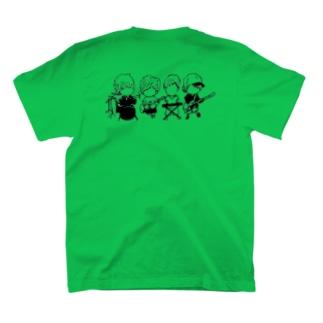 野獣tシャツ T-shirts