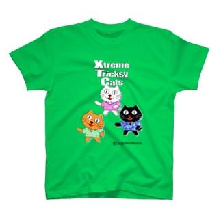 ネコ兄弟 tXTC_44 T-shirts
