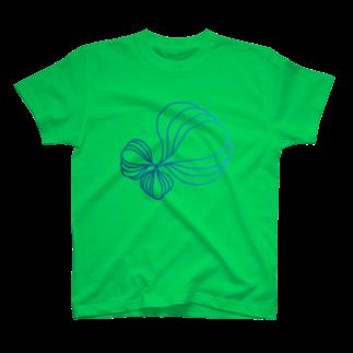 KatsuのArtxgreen2018 Tシャツ