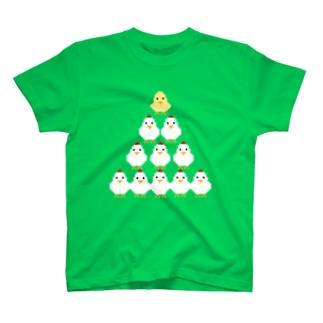 おとうさんがいっぱい T-shirts
