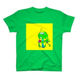風邪引き太郎 T-shirts