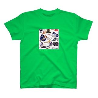 判じ絵 T-shirts