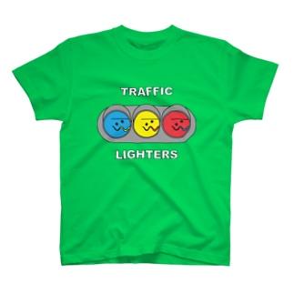 traffic lighter T-shirts
