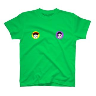 思ひで皇帝 T-shirts