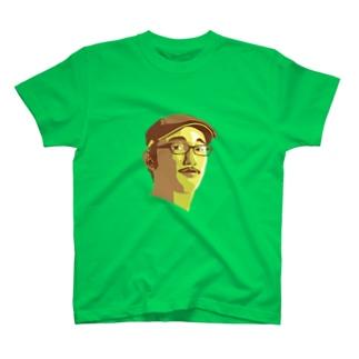 ハンチングマンその3 T-shirts