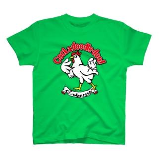 アメリカンテイストチキン T-shirts