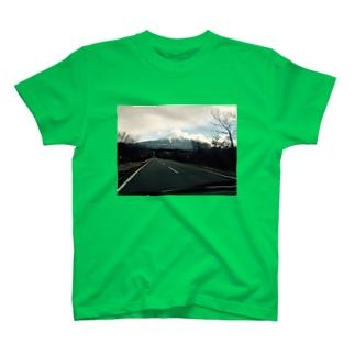 富士 T-shirts