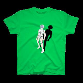 どでかごんのパットマン2 T-shirts