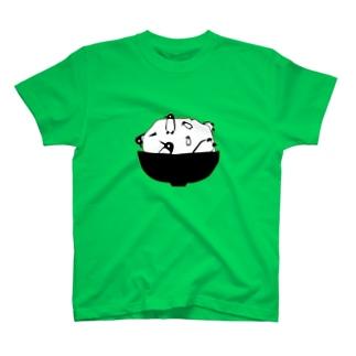 ペンギンまぜごはん T-shirts