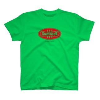 logo red T-shirts