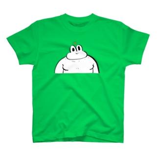 かえるトたいよう T-shirts