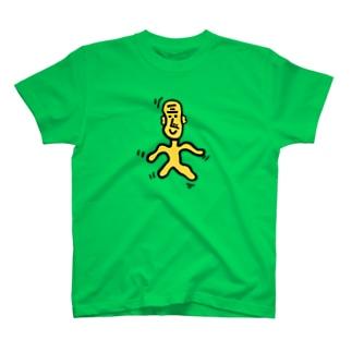だんしんぐおずんつぁん T-shirts