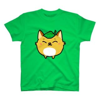 キツネくん T-shirts