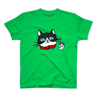 みゅうみゅうフェイス - miumiu face T-shirts