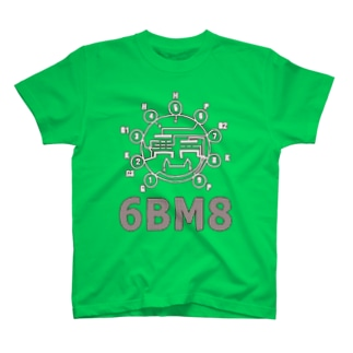 6BM6 T-shirts
