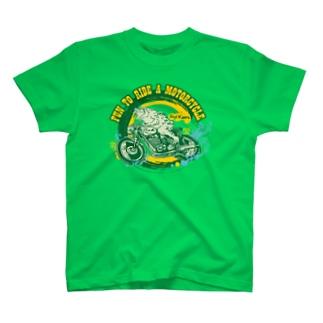 Buji Kaeru T-shirts