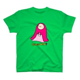 ダーレダ? - GUESS WHO? T-shirts