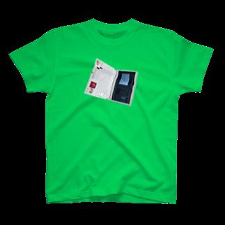 ささいりょうのpasokonn T-shirts