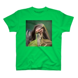 Green man  T-shirts