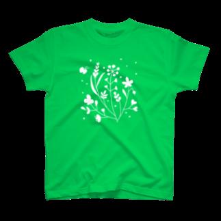 のはらのうたののはらのはな T-shirts