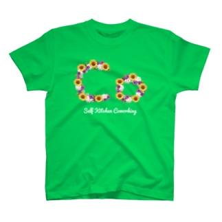 15S/S 花柄Co T-shirts