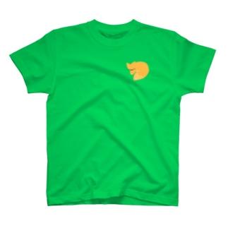 コンコンさん T-shirts