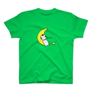 仙台弁こけし(ねっぺす) T-shirts