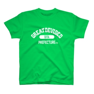大分  GREAT DEVIDED T-shirts