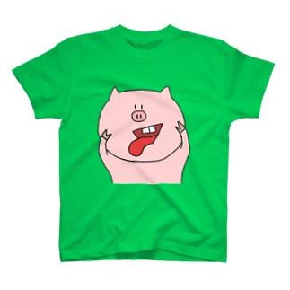 ベロベロバーTシャツ T-shirts