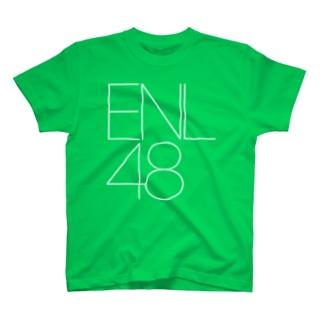 ENL48 team T-shirts