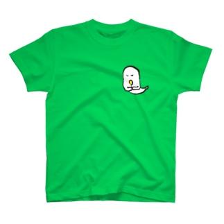 べっこうあめゴースト T-shirts