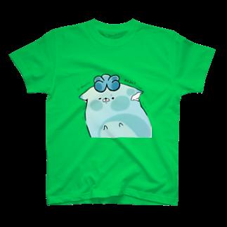 じんねこショップの瀕死のじんねこ T-shirts